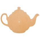 Циферблат чайник 0005313 фанера 33,5x23x0,4 см